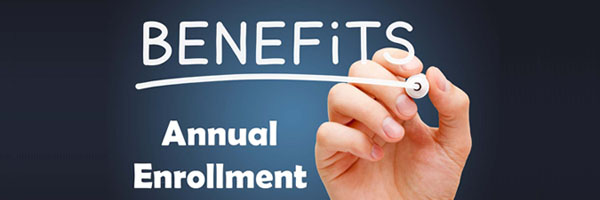 Annual Benefits 2015