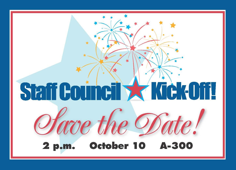 Staff Council Kick-Off