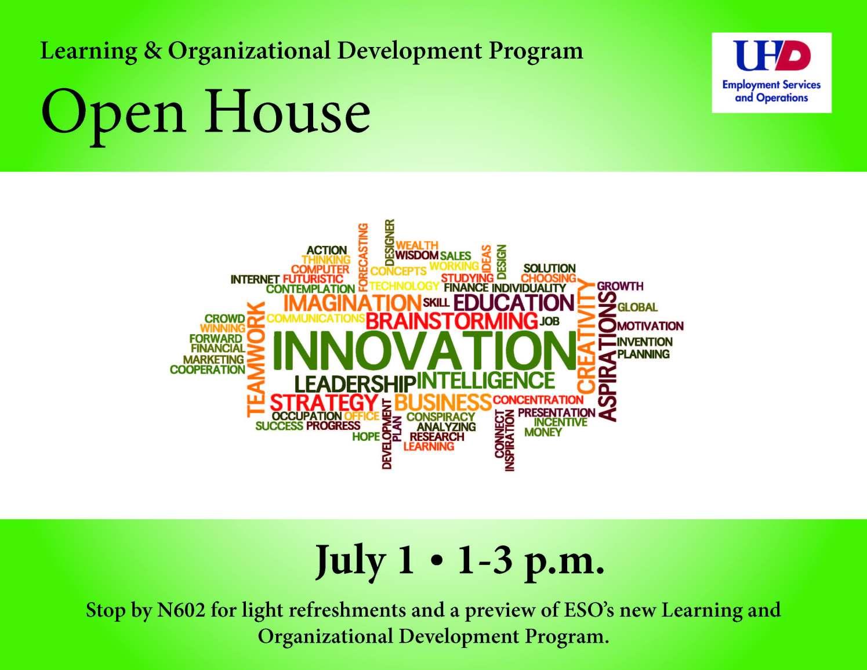 LOD Open House Flyer