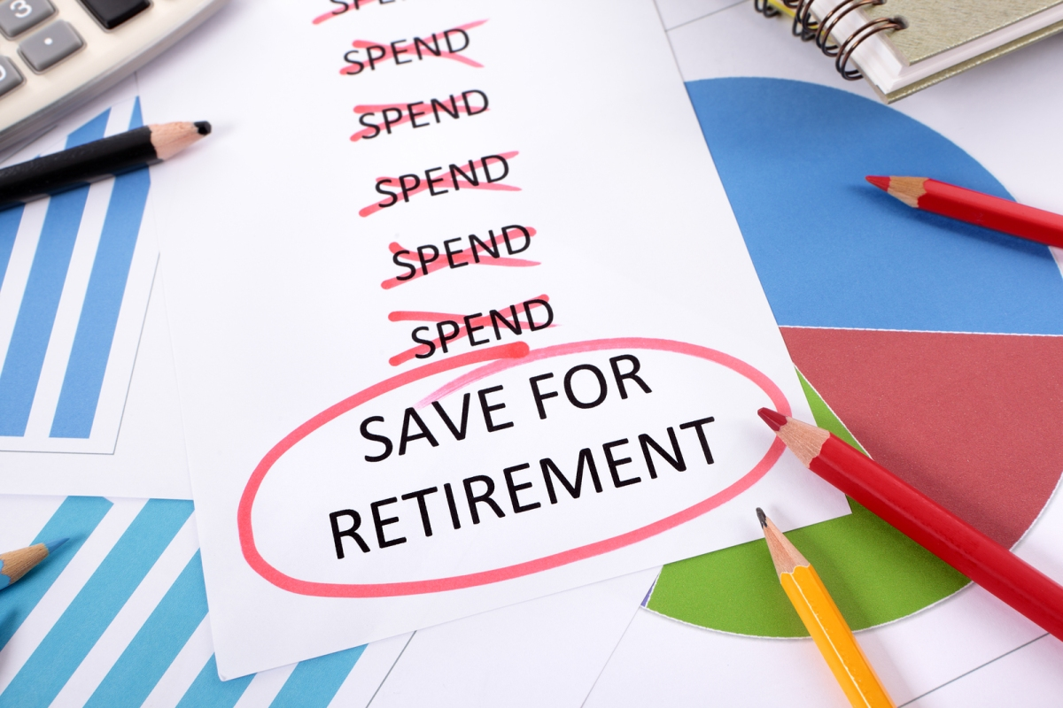 saving for retirement Saving for retirement takes financial planning, and is by no means easy learn how to stay on track with your retirement savings to ensure that.