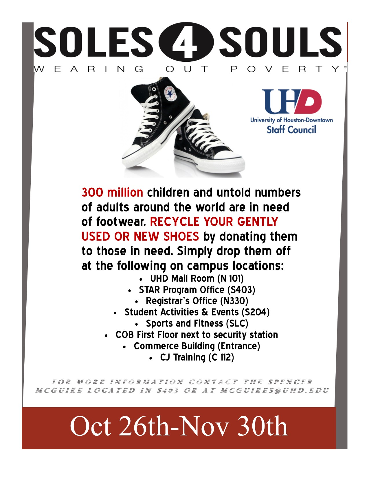 soles 4 souls The following information is based on soles4souls's audited financial statements - consolidated for the year ended june 30, 2016 source of funds corporate shoe donations.