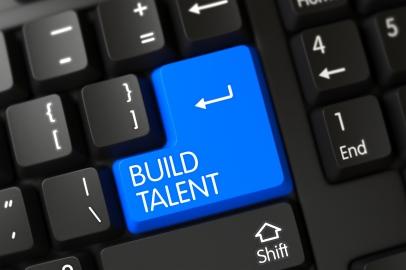 build talent