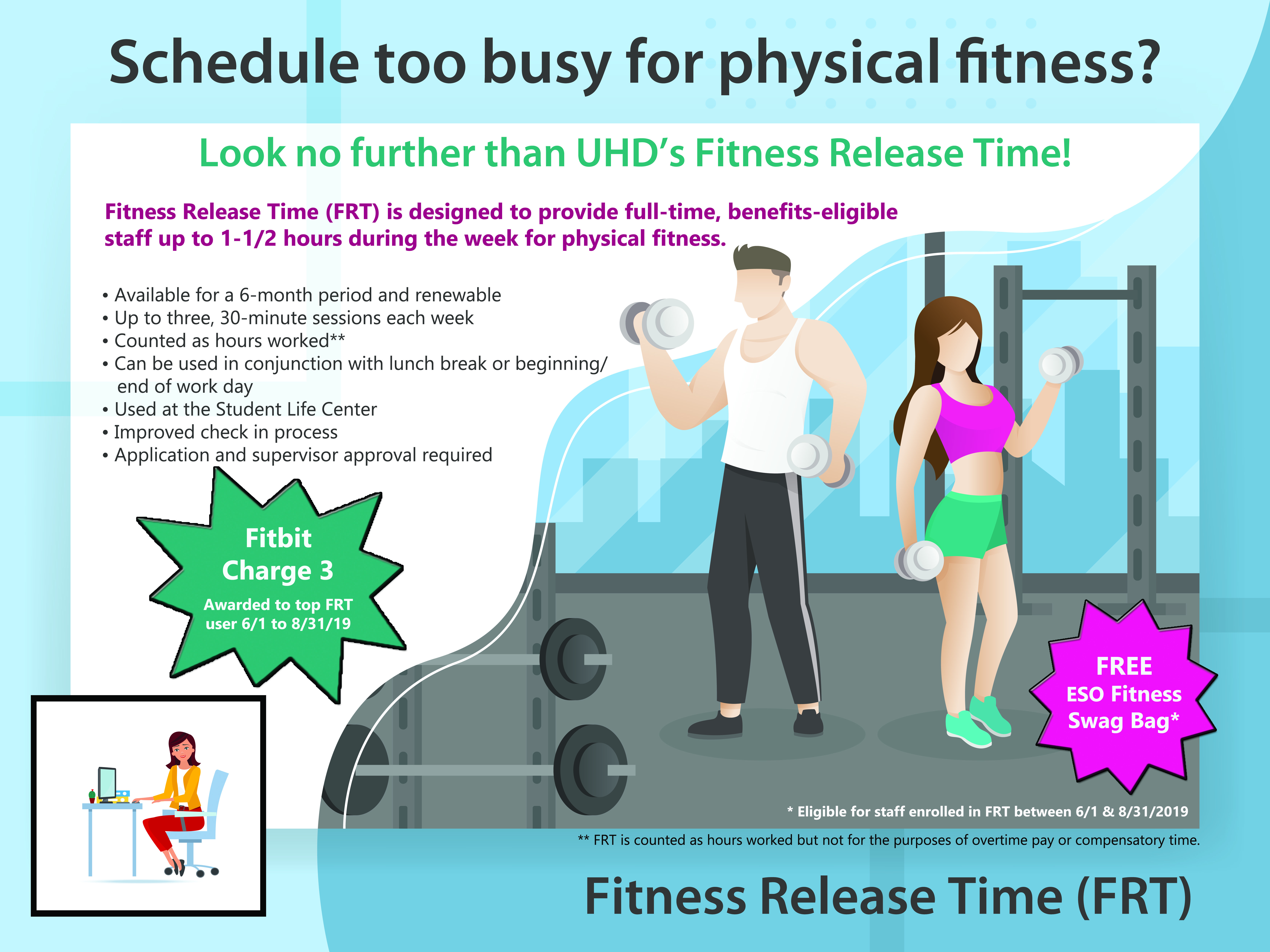 Fitness Release Time: Get fit, earn swag, compete for Fitbit Charge